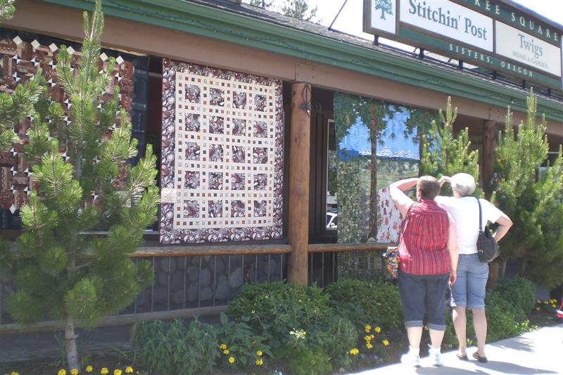 Sisters Outdoor Quilt Show Preview