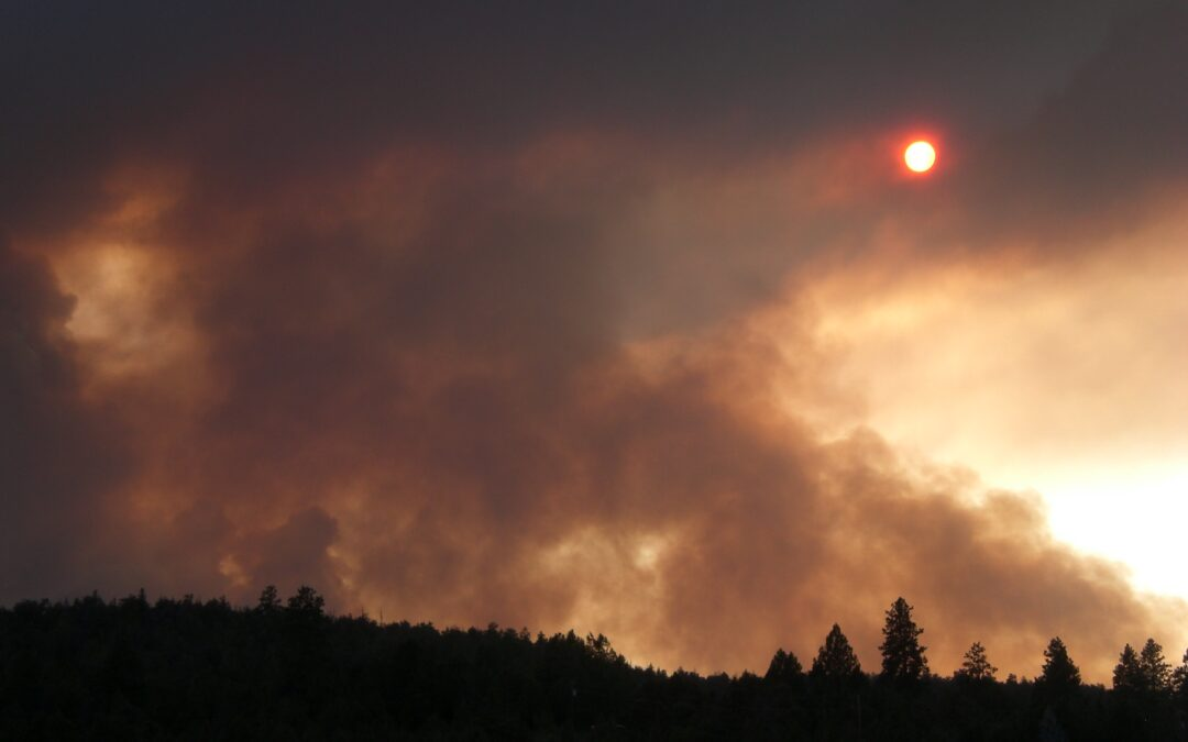 Update on the Rooster Rock Fire in Central Oregon