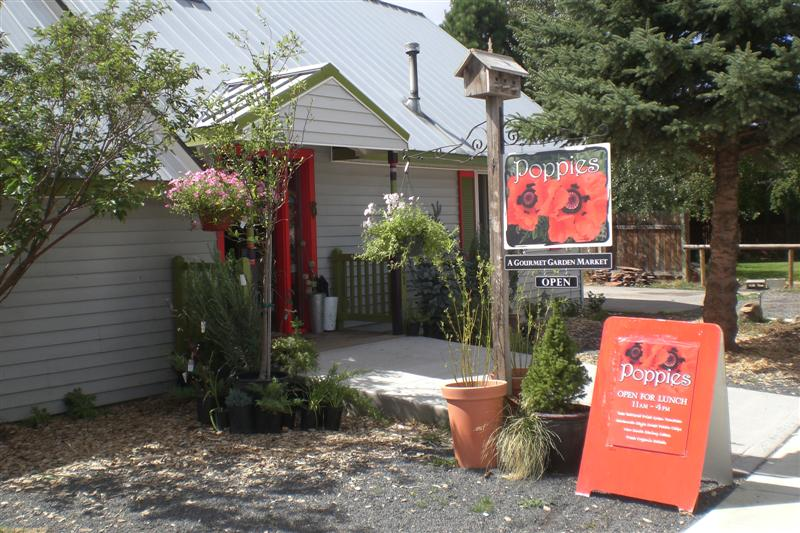 New Sisters Hot Spot: Poppies Cafe