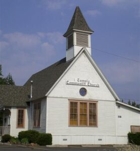 Tumalo Community Church -- Tumalo, Oregon