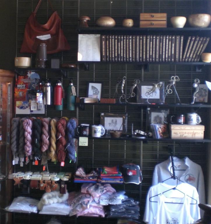 Three Ponies Saddlery's new location in Sisters OR