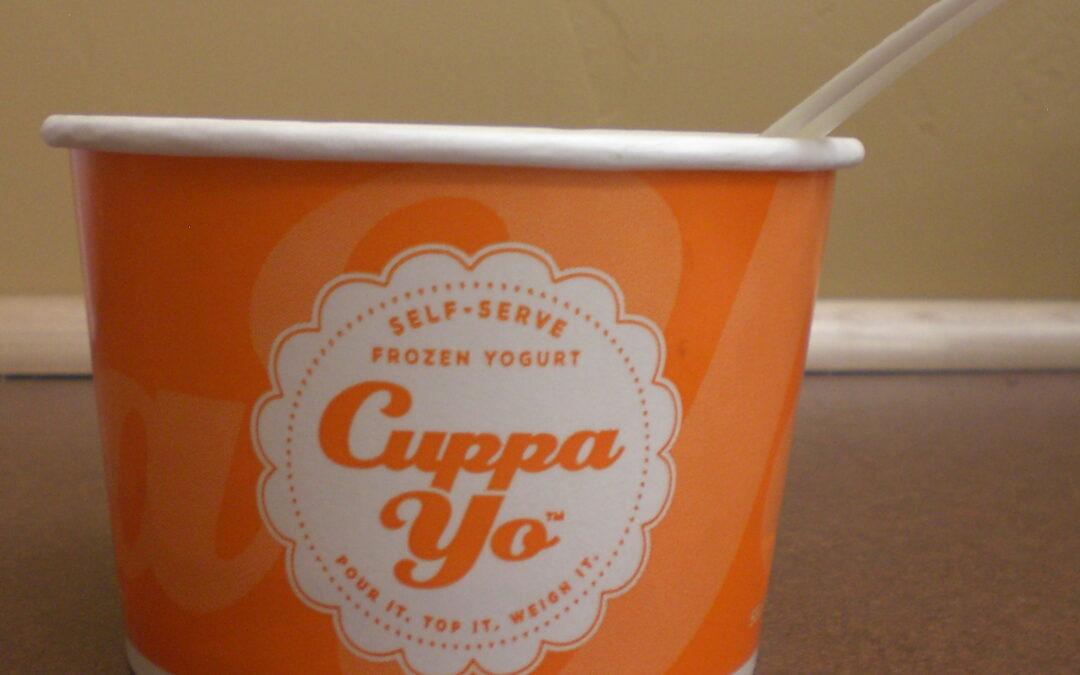 Yo! Bend-based Frozen Yogurt Sensation 'Cuppa Yo' Opens in Sisters