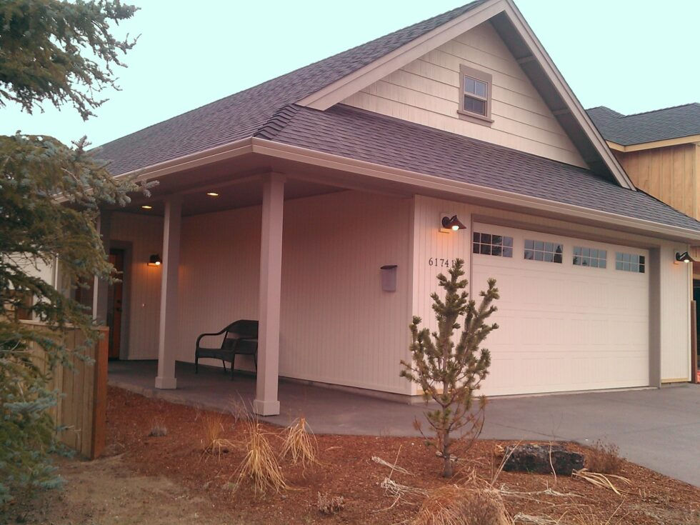About Bend builder Jeff Payne of Panterra Homes- exterior