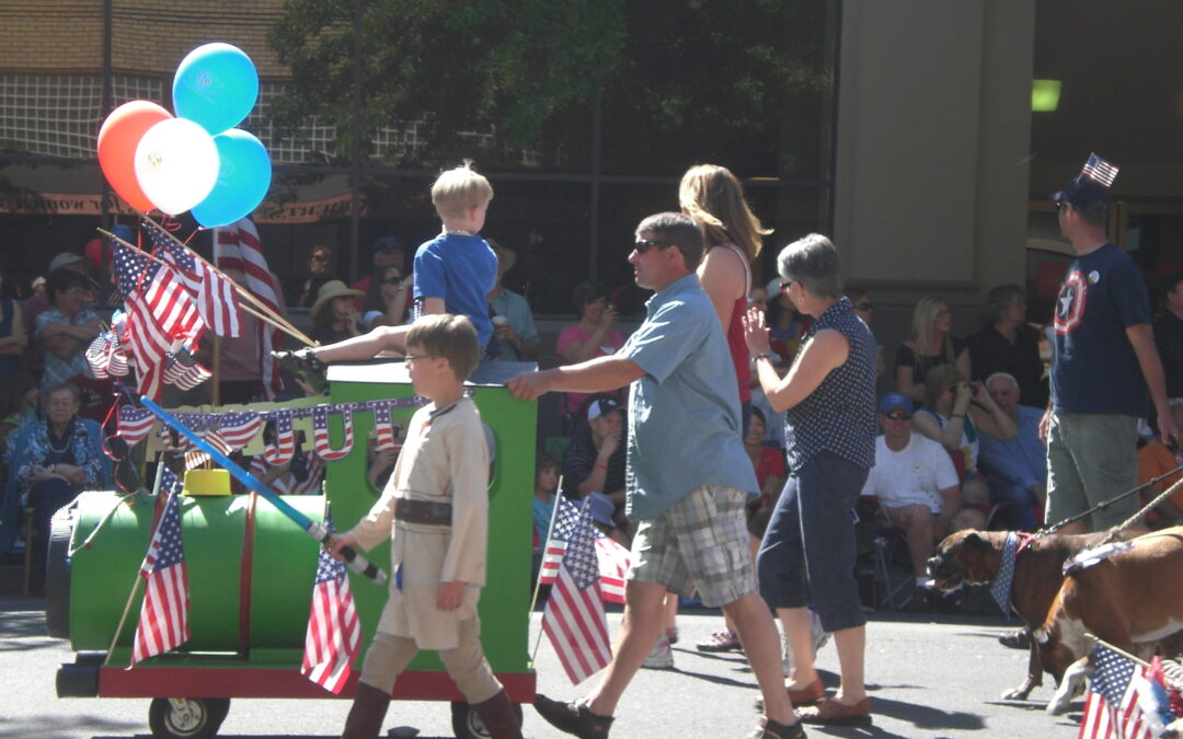 What's Happening: Upcoming Fourth of July Events