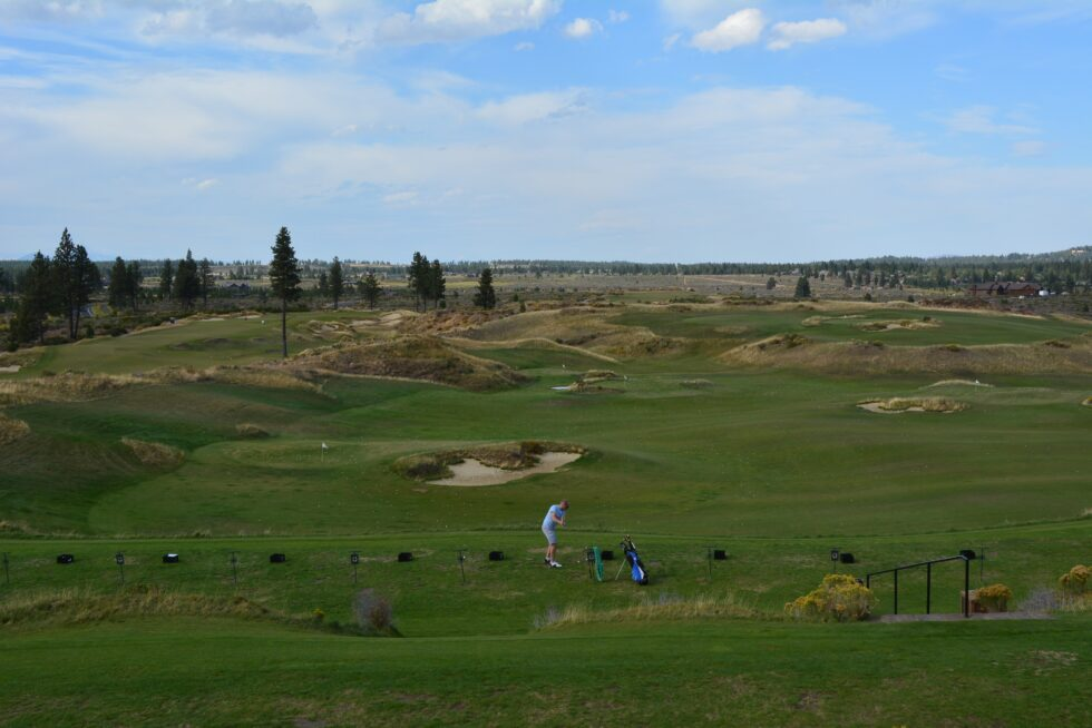 Tetherow Golf Course in Bend, OR