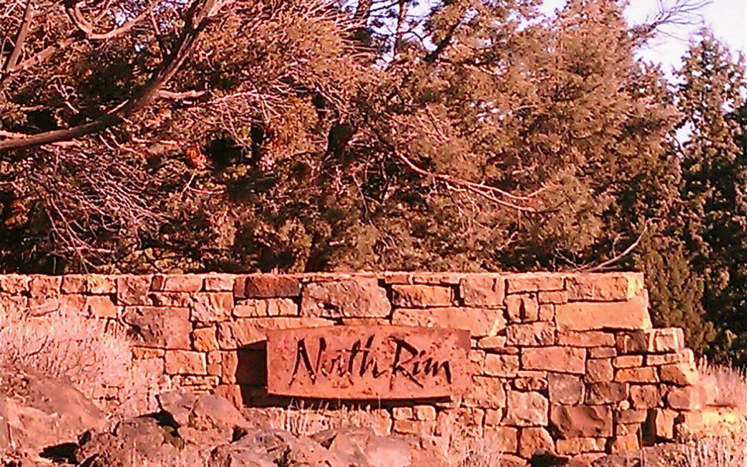 Bend Neighborhoods: North Rim on Awbrey Butte