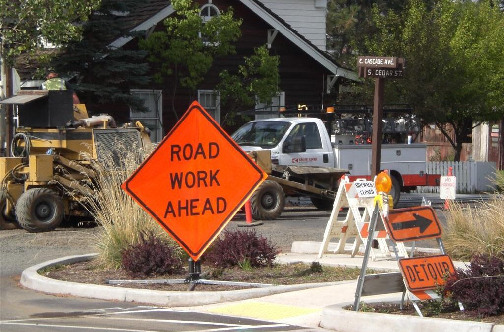 Sisters Road Work Update: Cascade Avenue Closure Nears
