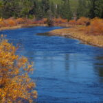 The Deschutes River, Benham Falls Trail