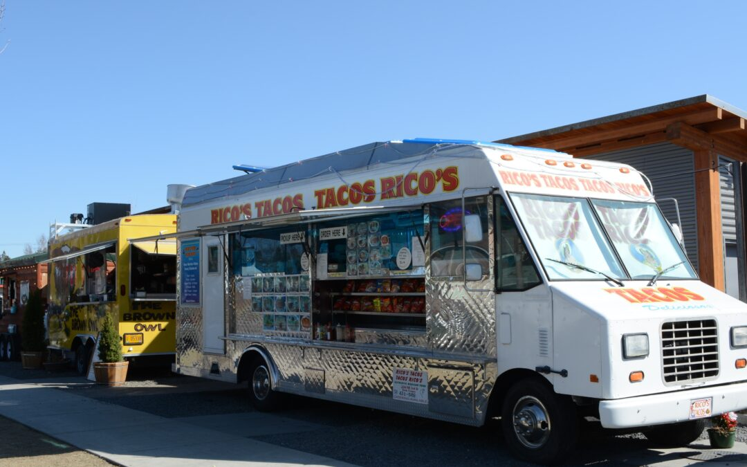 Food Cart Nation: A Look at 'The Lot' in Bend