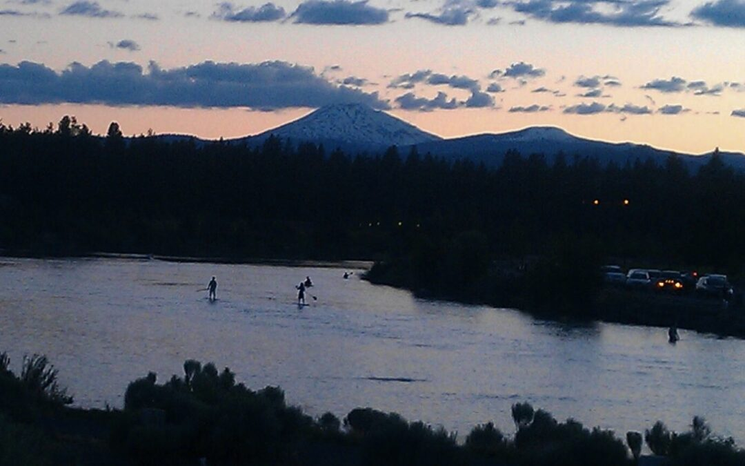 'Sunset' Includes Bend Among Best Places to Live and Work