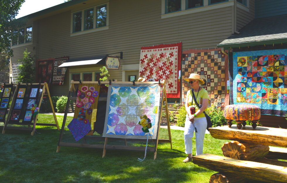 2014 Sisters Outdoor Quilt Show