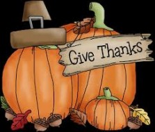 Thanksgiving 2014 events in Central Oregon