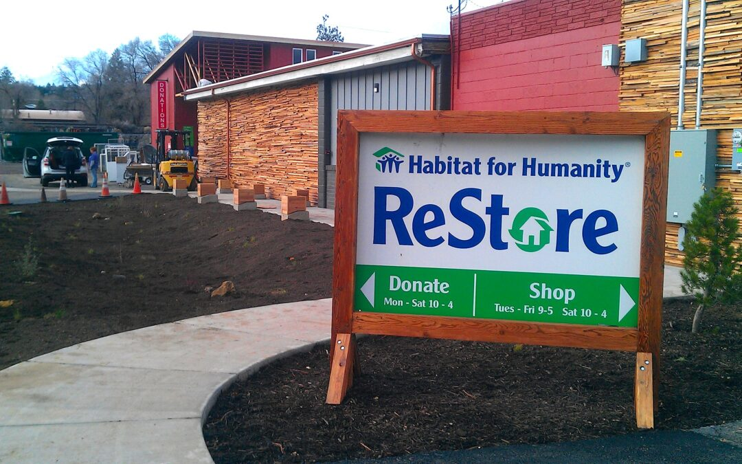 New Habitat ReStore Opens in Bend