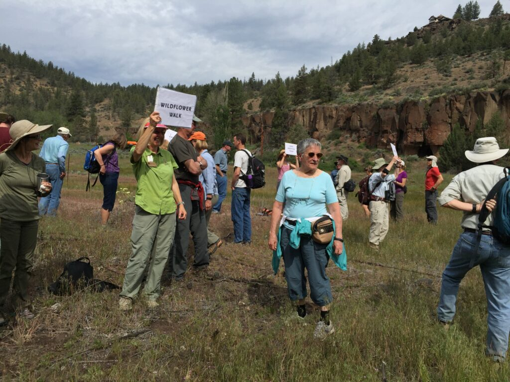 Deschutes Land Trust-Whychus Canyon Preserve Addition Dedication