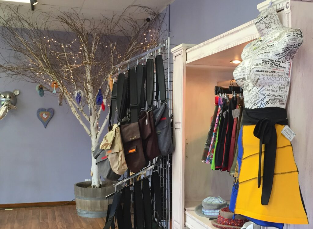 New Business in Sisters-GrizzlyRidgeUpcycle