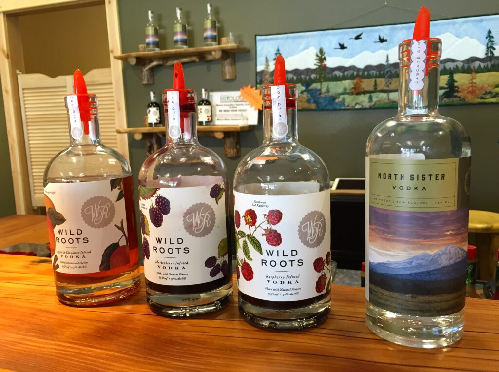 New Business in Sisters-Cascade Street Distillery Tasting Room