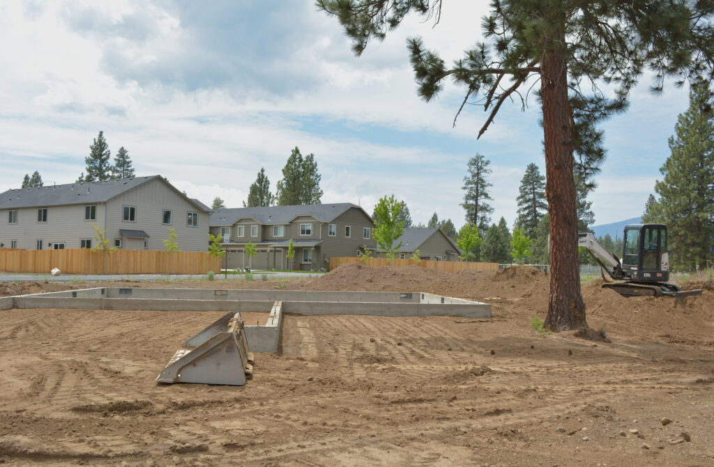 New Construction in Sisters OR-