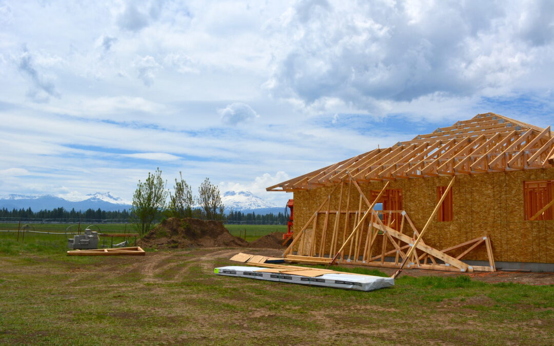 New-Construction Update: Building's Booming in Sisters