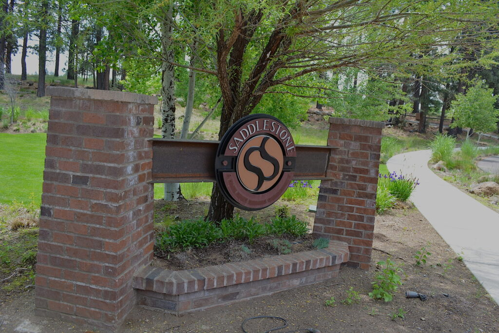 New Construction in Sisters OR-SaddleStone