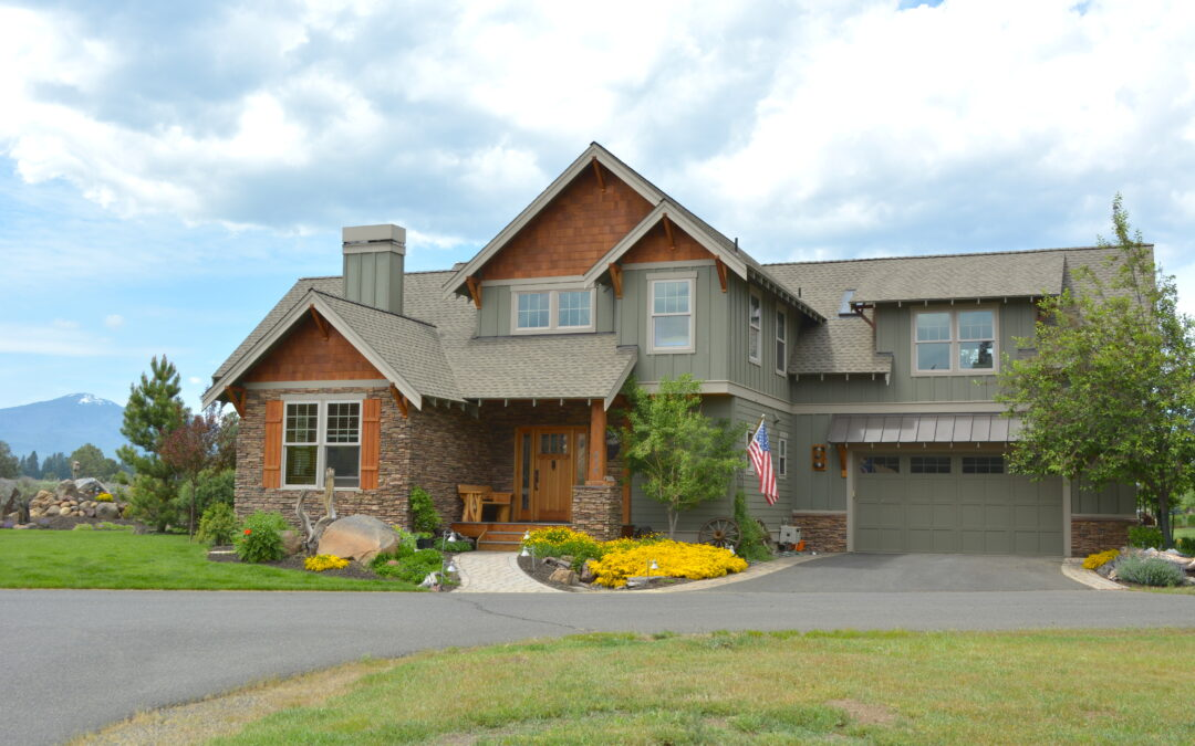 Central Oregon Real Estate Market Report for May 2015