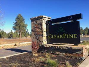 ClearPine: A new subdivision for Sisters OR