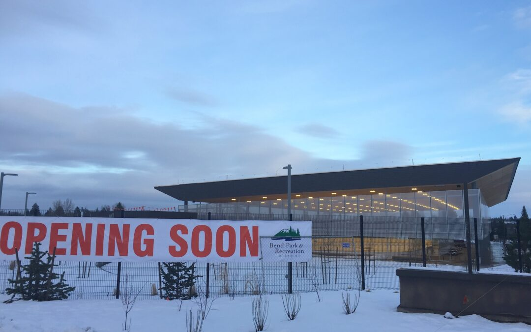 An Ice Rink for Bend: Awaiting the Arrival of The Pavilion