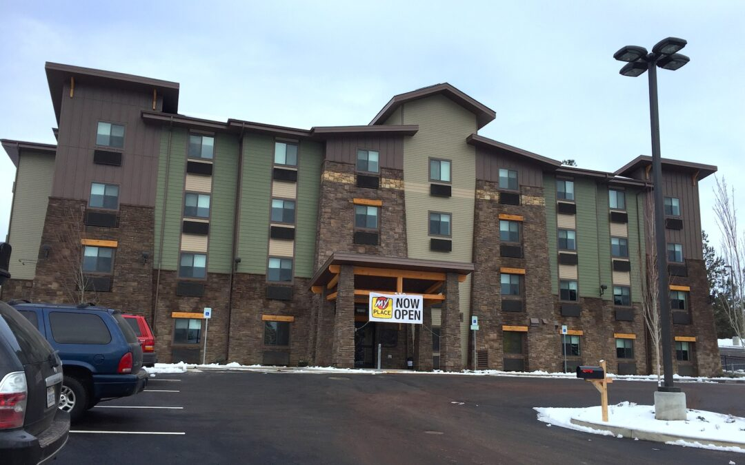 New Lodging Option in Bend: 'My Place' extended-stay hotel
