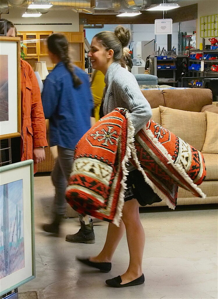 2016 Bend Area Habitat ReStore Furniture Flip