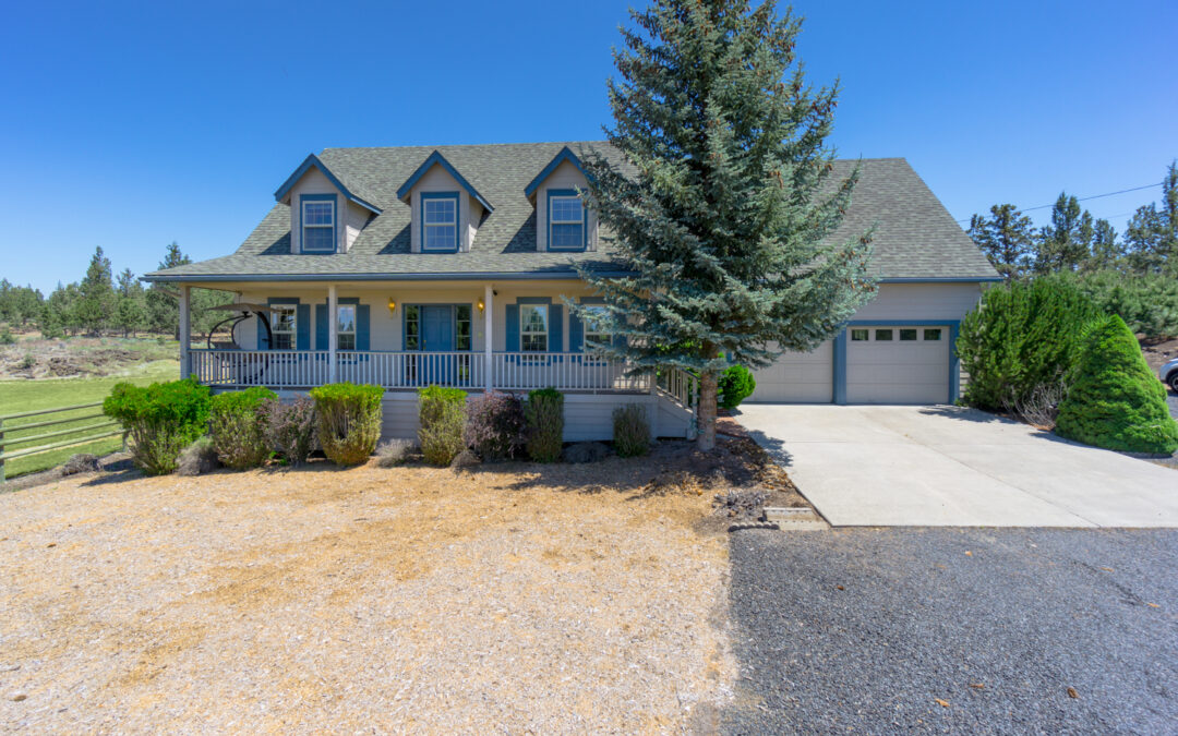 New Listing: Versatile Horse Property in Tumalo