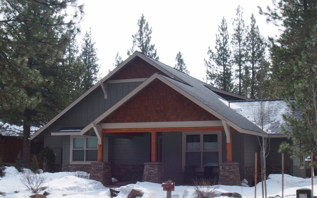 Central Oregon Stats-at-a-Glance for March 2017