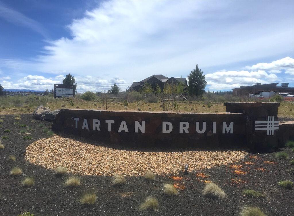 Neighborhoods in Bend OR: Tetherow Resort's Tartan Druim neighborhood